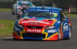 Автомобильная гонка Supertourers V8 Стоковая Фотография