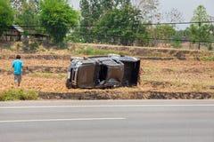 Автомобильная катастрофа, авария, автошина, металл, безопасный стоковые фото