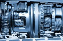 автомобильная передача стоковое изображение rf