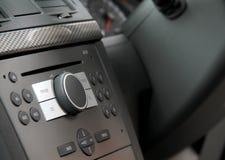 автомобильный радиоприемник Стоковое фото RF