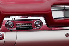 автомобильный радиоприемник стоковые изображения rf