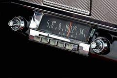 автомобильный радиоприемник стоковые изображения