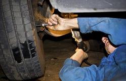 автомобильный ремонт Стоковое Фото