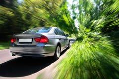 автомобиль быстроподвижный Стоковое фото RF
