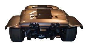 Автомобиль, вид сзади Стоковая Фотография RF