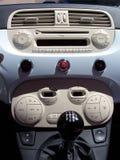 автомобиль внутрь Стоковые Фото