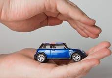автомобиль вручает человека s Стоковое фото RF