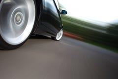 Автомобиль в свою очередь Стоковые Фотографии RF
