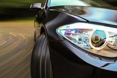 Автомобиль в свою очередь Стоковое фото RF