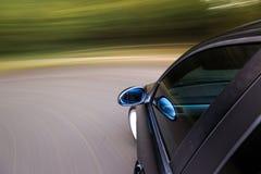 Автомобиль в свою очередь Стоковые Изображения