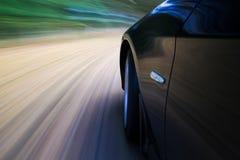 Автомобиль в свою очередь Стоковая Фотография RF