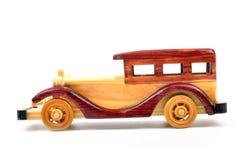 автомобиль деревянный Стоковое Изображение RF