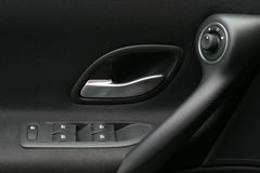 автомобиль детализирует интерьер Стоковые Изображения
