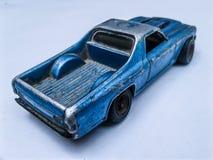 Автомобиль игрушки старый стоковое изображение rf