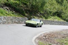 автомобиль исторический Стоковое фото RF