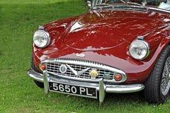 Автомобиль классики дротика sp250 Daimler стоковые фотографии rf