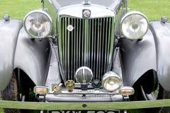 Автомобиль классики MG VA Стоковое Изображение RF