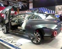 Автомобиль концепции Viziv 2 Стоковые Фотографии RF
