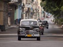 автомобиль Куба Стоковая Фотография