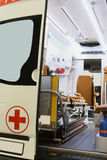 автомобиль машины скорой помощи Стоковая Фотография RF