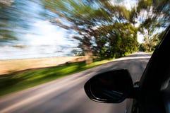 Автомобиль окна Стоковое Фото