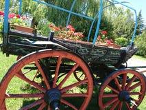 Автомобиль от истории стоковое фото rf