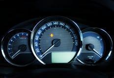 Автомобиль & x27; приборная панель s Стоковое фото RF