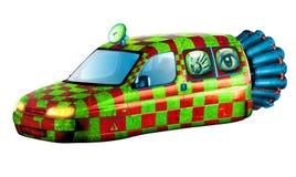 Автомобиль принципиальной схемы Стоковая Фотография