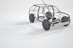 Автомобиль провода иллюстрация вектора