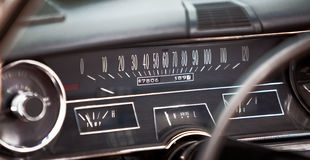 Автомобиль сбора винограда Стоковая Фотография RF