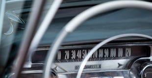 Автомобиль сбора винограда Стоковые Фото