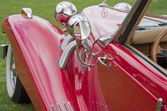 Автомобиль спорт классики 1934 Стоковые Фото