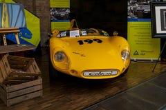 Автомобиль спорт Colani GT - немецкий автомобиль набора основанный на механически компонентах VW Жука, 1965 Стоковое фото RF
