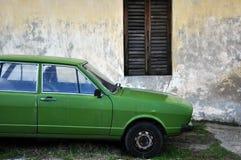 автомобиль старый Стоковые Изображения