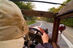 автомобиль старый Стоковые Фотографии RF