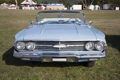 автомобиль с откидным верхом 1960s американский Стоковое фото RF