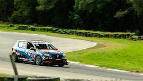 Автомобиль чемпионата стоковые изображения rf