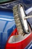 автомобиль щетки scrub мыть Стоковые Фотографии RF