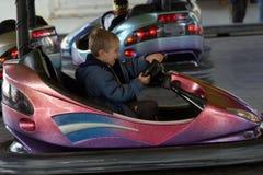 автомобиль электрический Стоковое Фото
