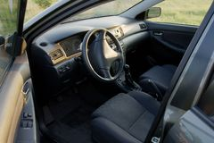 автомобиль Стоковая Фотография RF