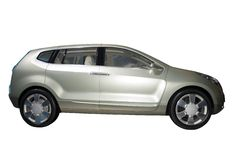 автомобиль Стоковое фото RF