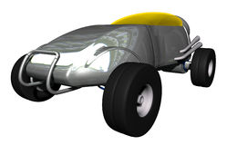 автомобиль 4x4 Стоковая Фотография