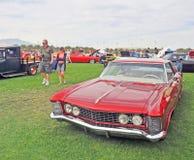 Автомобиль 1963 Buick Riviera личный роскошный стоковая фотография rf