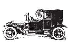 Автомобиль Coupe Стоковая Фотография RF