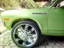 Автомобиль datsun 1500 стоковые фото