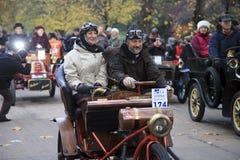 автомобиль london, котор brighton побежали к ветерану Стоковые Фотографии RF
