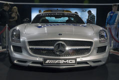 автомобиль mercedes benz amg Стоковые Изображения RF