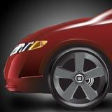 автомобиль modren Стоковые Изображения RF