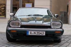 Автомобиль 1993 oldtimer ягуара XJS Стоковое Изображение