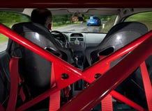автомобиля управлять гонка Стоковое Фото